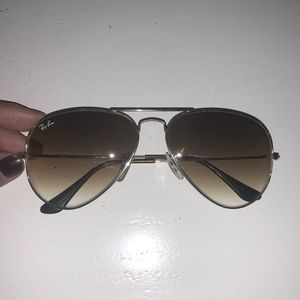 Ray bans aviators